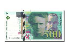 500 Francs Type Pierre Et Marie Curie - 1992-2000 Dernière Gamme