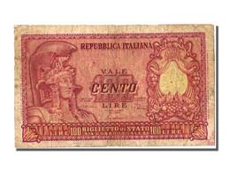 Italie, 50 Lire Type 1951 - [ 2] 1946-… : Républic