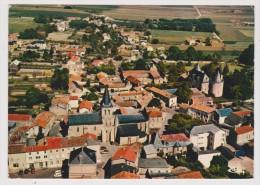 CPM - JAUNAY CLAN - Vue Aérienne - Le Centre De La Ville - France