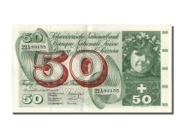 Suisse, 50 Francs Type 1954-76 - Suiza