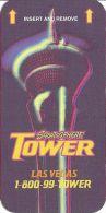 Stratosphere Casino Hotel Room Key Card - Hotel Keycards