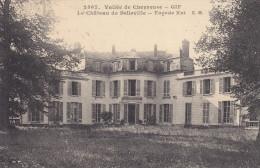 91 . Essonne : Gif : Le Chateau De Belleville . - Gif Sur Yvette