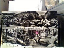 GERMANY Reichenbach Im Odenwald Multiviews  N1950  FC6149 - Germania