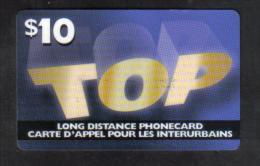 U.S.A.  - PHONECARD USED - Telefonkarten