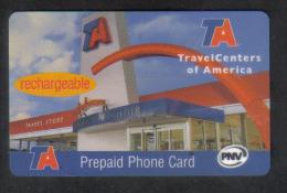 U.S.A.  - PHONECARD USED - Schede Telefoniche