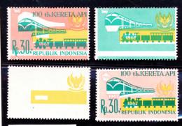 RARE PROOFS  TRAIN - Eisenbahnen