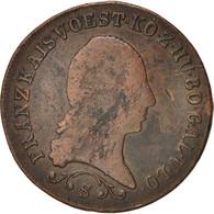 Autriche, François I, 1 Kreuzer 1812 S, KM 2112 - Austria