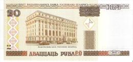 Belarus - Pick 24 - 20 Rublei 2000 - Unc
