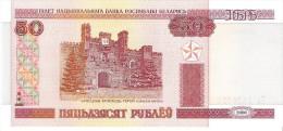 Belarus - Pick 25 - 50 Rublei 2000 - Unc