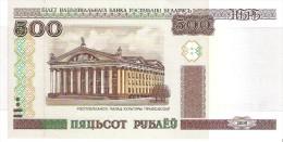 Belarus - Pick 27 - 500 Rublei 2000 - Unc