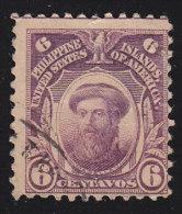 PHILIPPINES - Scott #292 Ferdinand Magellan / Used  Stamp