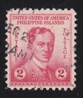PHILIPPINES - Scott #383 Jos� Rizal (*) / Used  Stamp