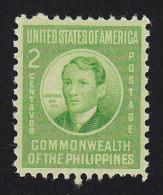 PHILIPPINES - Scott #461 Jos� Rizal (*) / Mint NH  Stamp