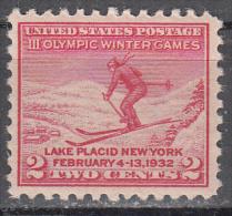 United States    Scott No.  716      Mnh   Year  1932 - Unused Stamps