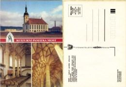 Ak Tschechien - Most - Kirche , Church , Eglise - Kirchen U. Kathedralen