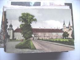 Duitsland Deutschland Nordrhein Westfalen Höxter Kloster Corvey - Hoexter