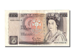 Grande-Bretagne, 10 Livres Type Reine Elizabeth II - 1952-… : Elizabeth II
