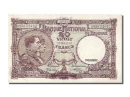 Belgique, 20 Francs Type Trésorerie - [ 6] Treasury