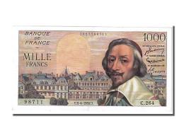 1000 Francs Type Richelieu - 1 000 F 1953-1957 ''Richelieu''