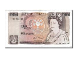 Grande Bretagne, 10 Livre Type 1971-82 - 1952-… : Elizabeth II