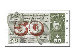 Suisse, 50 Francs Type 1954-61 - Switzerland
