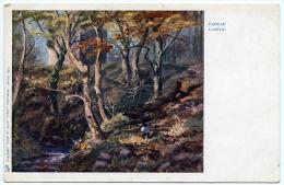 FAIRLIE CASTLE : TUCKS ART POSTCARD - Ayrshire