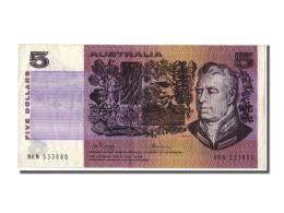 Australie, 5 Dollars Type Joseph Banks - Australië