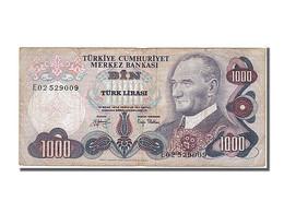 Turquie, 1000 Lira Type 1970 - Turkey