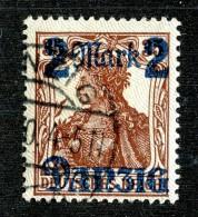 5253 Y Danzig 1920  Michel # 28 I (o)  ( Cat. €6. ) - Dantzig