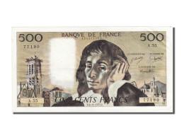 500 Francs Type Pascal - 500 F 1968-1993 ''Pascal''