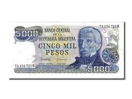 Argentine, 5000 Pesos Type 1976-83 - Argentine