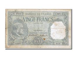 20 Francs Type Bayard - 1871-1952 Circulated During XXth