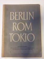 Magazine Berlin Rom Tokio. Number 10. Germany / Deutschland / - Sonstige