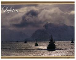 (999) Norway - Lofoten Fisghing Fleet At Twilight - Norway
