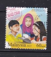 Malaysia 2015 Set Stamp Week   Fine Used STAMP - Malaysia (1964-...)
