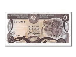 Chypre, 1 Pound Type 1987-92 - Chypre