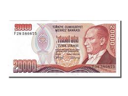 Turquie, 20 000 Lira Type 1970 - Turkey