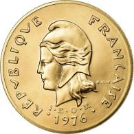 Monnaie, French Polynesia, 100 Francs, 1976, FDC, Nickel-Bronze, KM:E4 - Polynésie Française