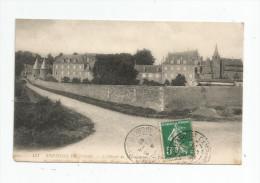 Cp , 37 , MARMOUTIERS , L´abbaye , Environs De TOURS , Voyagée - Frankrijk