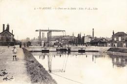 SAINT-ANDRE - Le Pont Sur La Deûle - P.-L, Lille - Frankreich