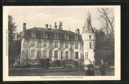 CPA Belleme, Chateau De Coesme - Unclassified
