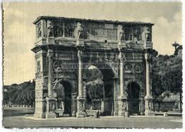ROMA - Arco Di Constantino - Arc De Constantin - E.V.R. - Non écrite - 2 Scans - Roma (Rome)
