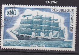 FRANCE ANNEE 1973  N° 1762   OBLITERE - France