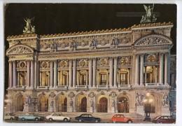 PARIS - L´Opéra - écrite (jeu-concours) - Timbre Philatélique Roland Garros - Nice Stamp - 2 Scans - France