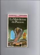 LIVRE DONT VOUS ETES LE HEROS : LA MALEDICTION DU PHARAON Dragon d'Or/4