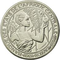 Monnaie, États De L'Afrique Centrale, 500 Francs, 1976, Paris, FDC, Nickel - Tchad