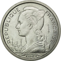 Monnaie, Comoros, Franc, 1964, Paris, FDC, Aluminium, Lecompte:32 - Comores