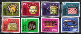 Tokelau Islands  Mi.Nr. 18/25 **, postfrisch