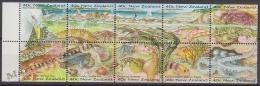 New Zealand - Nouvelle Zelande 1996 Yvert 1425-34 Environments Of The Marine Coast - MNH - Nuova Zelanda