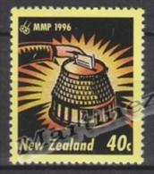 New Zealand - Nouvelle Zelande 1996 Yvert 1498  Mixed Member Proportional Elections - MNH - Nouvelle-Zélande